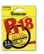 Флюорокарбоновая леска Kureha Seaguar R18 Light Rock Yellow 100m