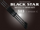 Спиннинг Xesta Black Star 2nd Generation