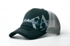 Кепка Fish Arrow Soft Mesh Cap FA #Black/Grey