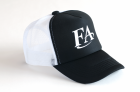 Кепка Fish Arrow Mesh Cap FA Black/White